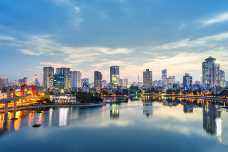 25 ciudades de Asia más bonitas 11