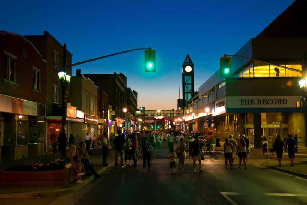 25 ciudades de Canadá más bonitas 13