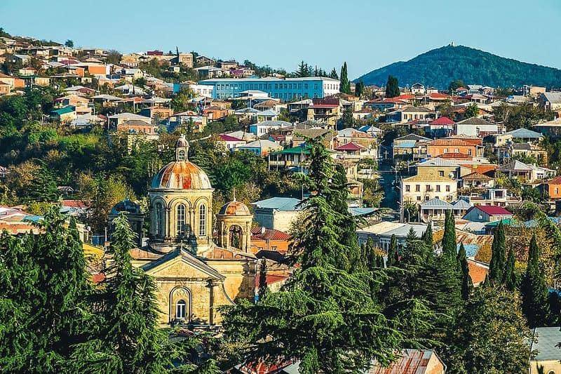 6 ciudades de Georgia más bonitas 2