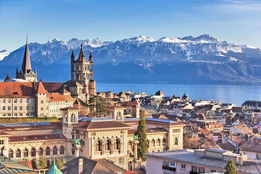 11 ciudades de Suiza más bonitas 11