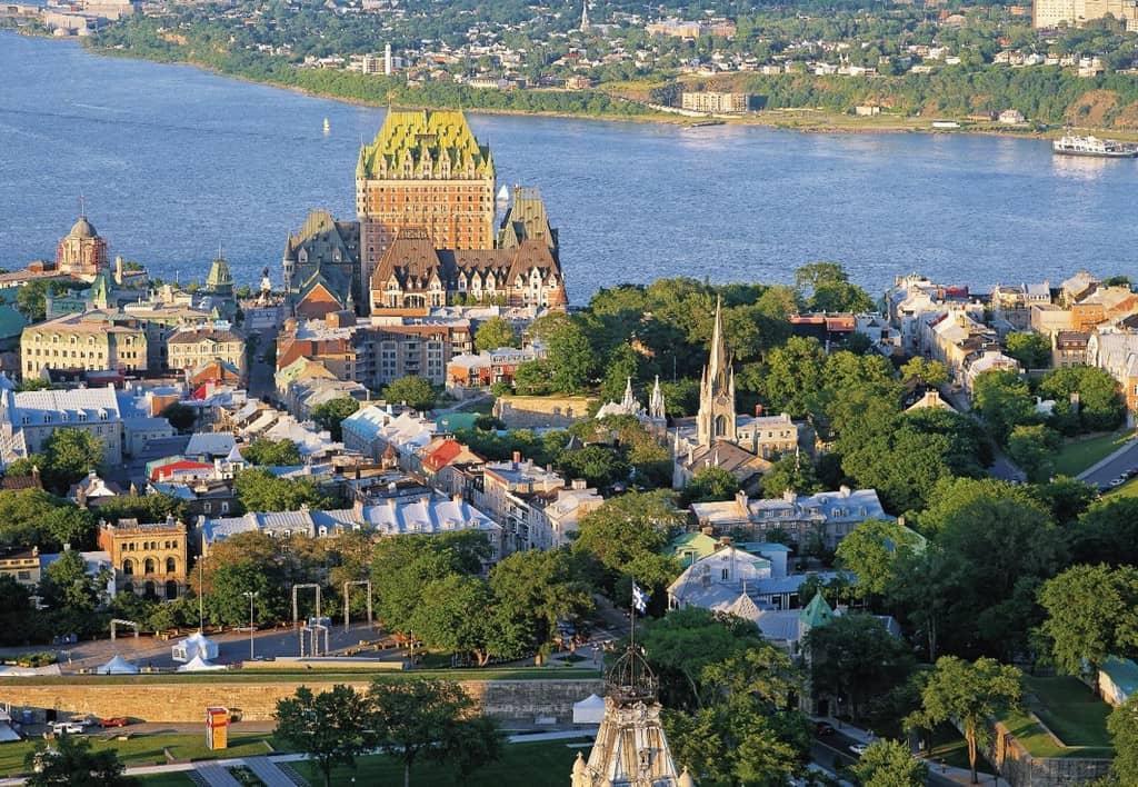 25 ciudades de Canadá más bonitas 14