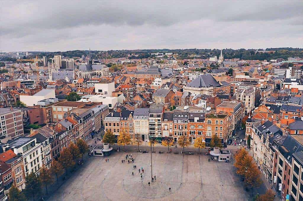 10 ciudades de Bélgica más bonitas 9