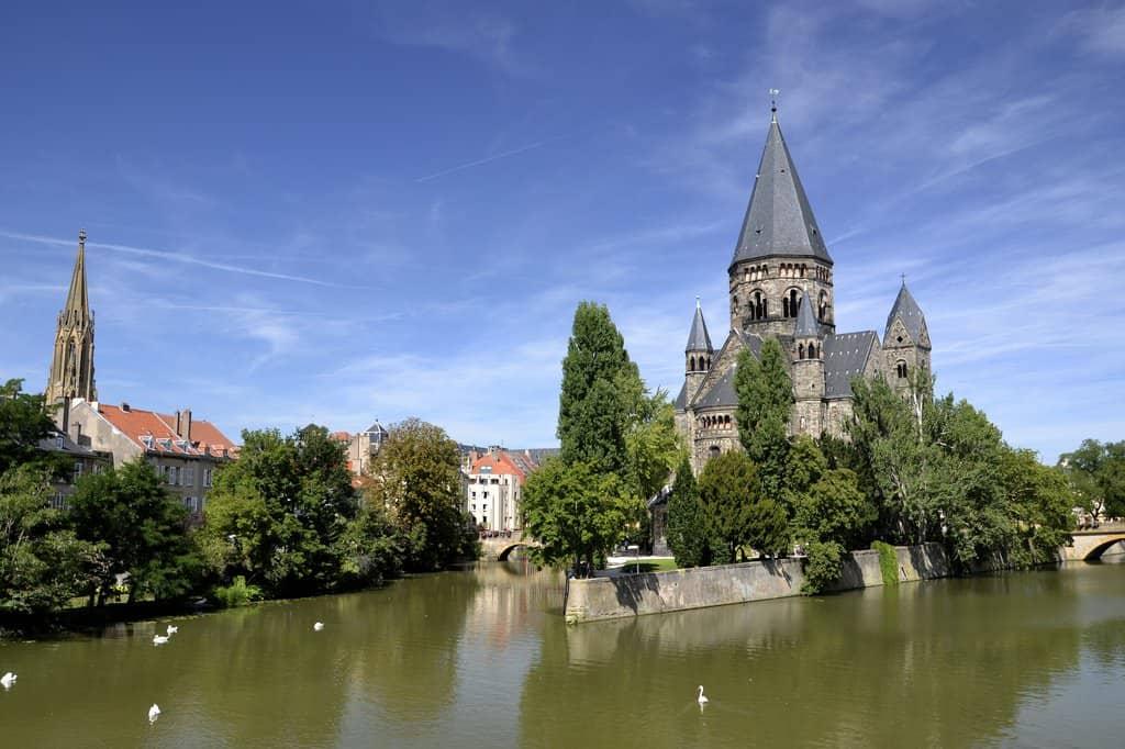 20 ciudades de Francia más bonitas 20