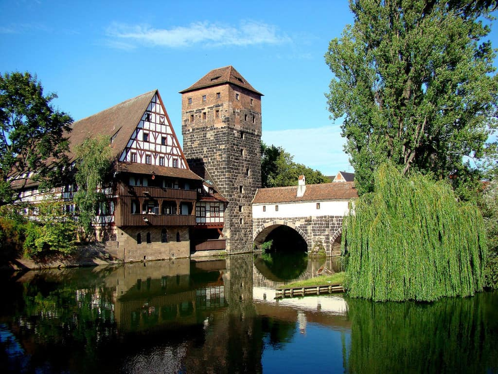 10 ciudades de Baviera más bonitas 2