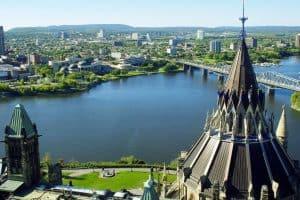 10 lugares de interés que ver en Ottawa, Canadá