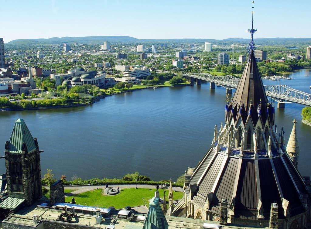 25 ciudades de Canadá más bonitas 2