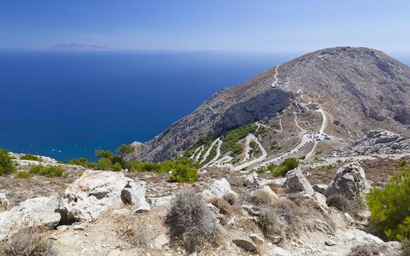 10 lugares que ver en Oia (Santorini) 9