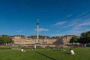 10 lugares que ver en Stuttgart, Alemania