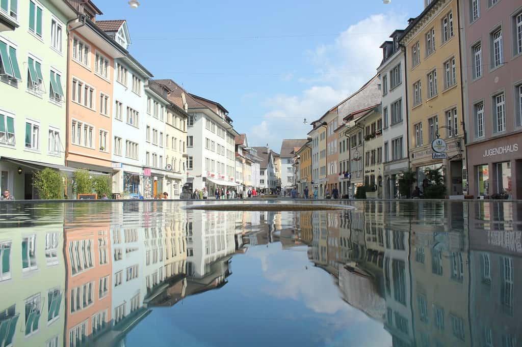 11 ciudades de Suiza más bonitas 4