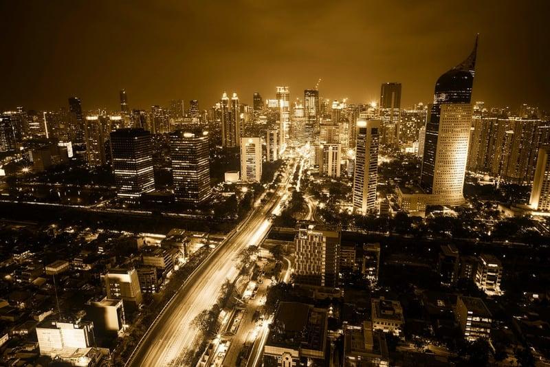 Las 70 ciudades más grandes del mundo 2