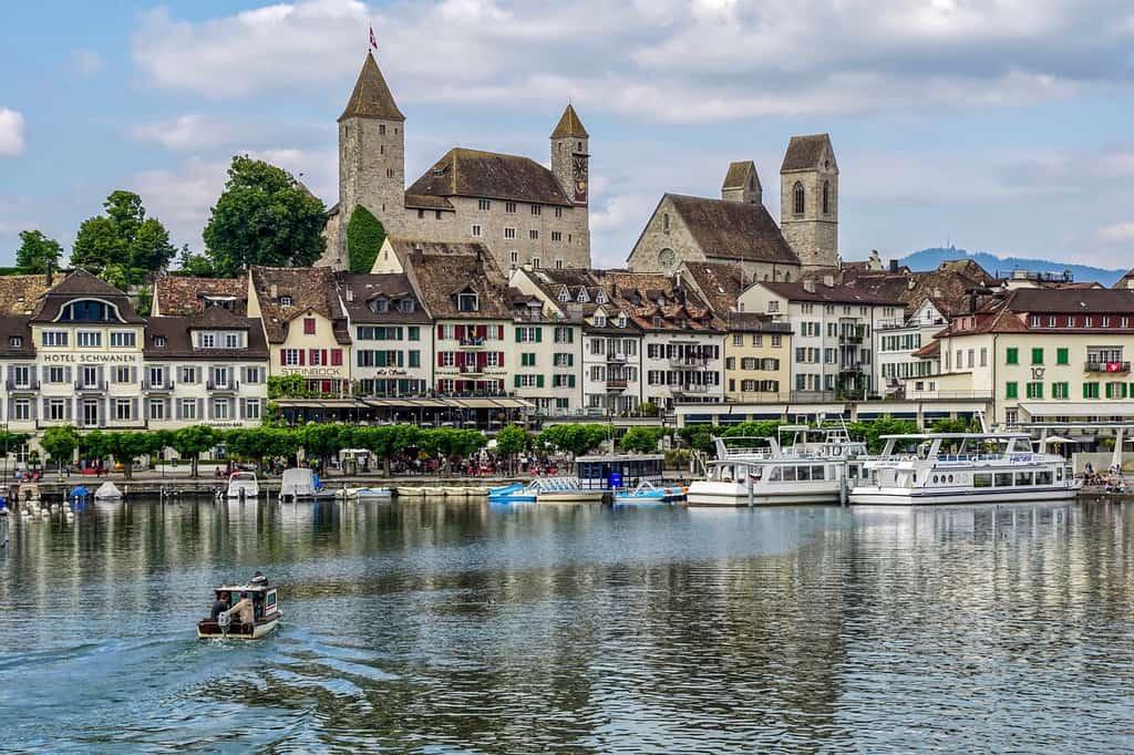 11 ciudades de Suiza más bonitas 1