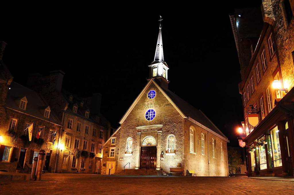 11 lugares que ver en Ciudad de Quebec, Canadá 1