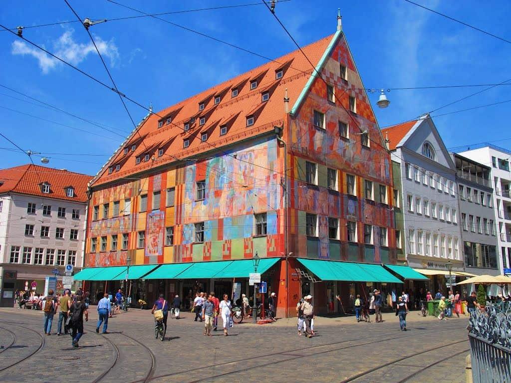 10 lugares que ver en Augsburgo 10