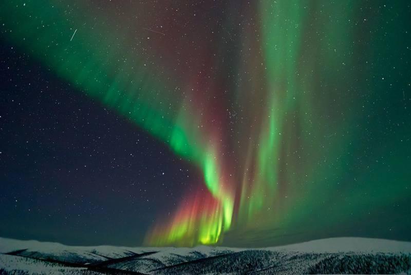 10 lugares donde ver auroras boreales 2