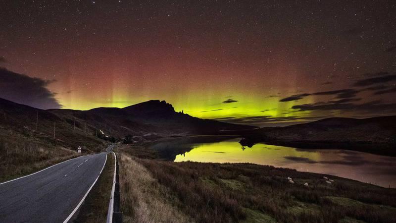 10 lugares donde ver auroras boreales 8