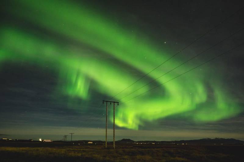 10 lugares donde ver auroras boreales 1