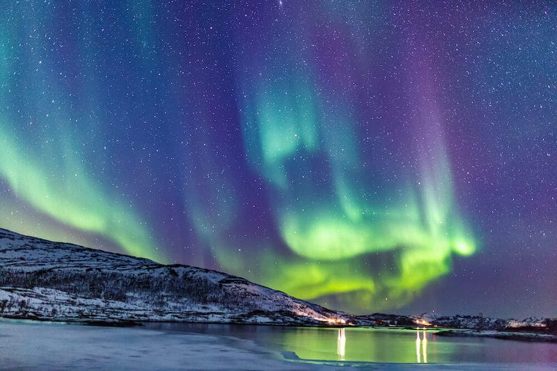 10 lugares donde ver auroras boreales 7