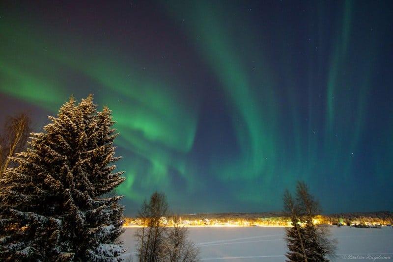 10 lugares donde ver auroras boreales 4