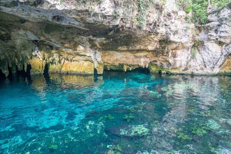 20 mejores cenotes en México 5
