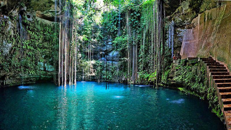 20 mejores cenotes en México 12