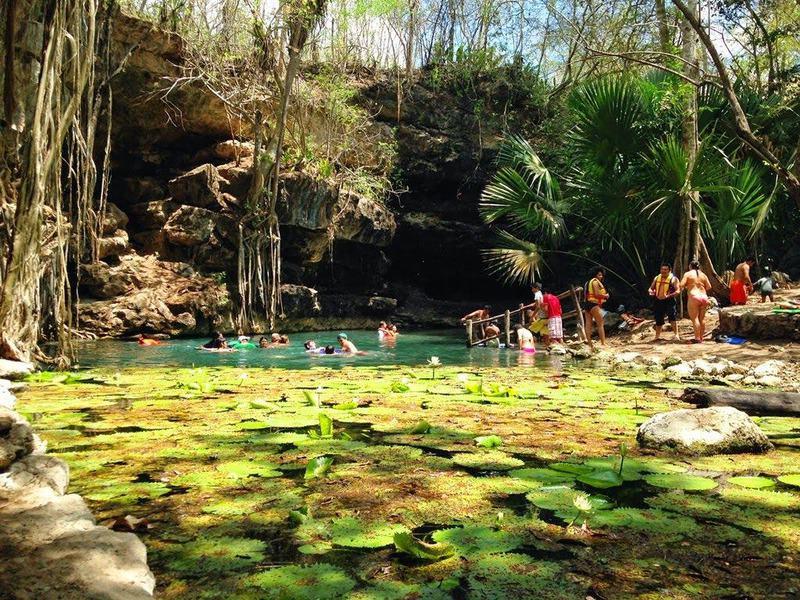 20 mejores cenotes en México 20