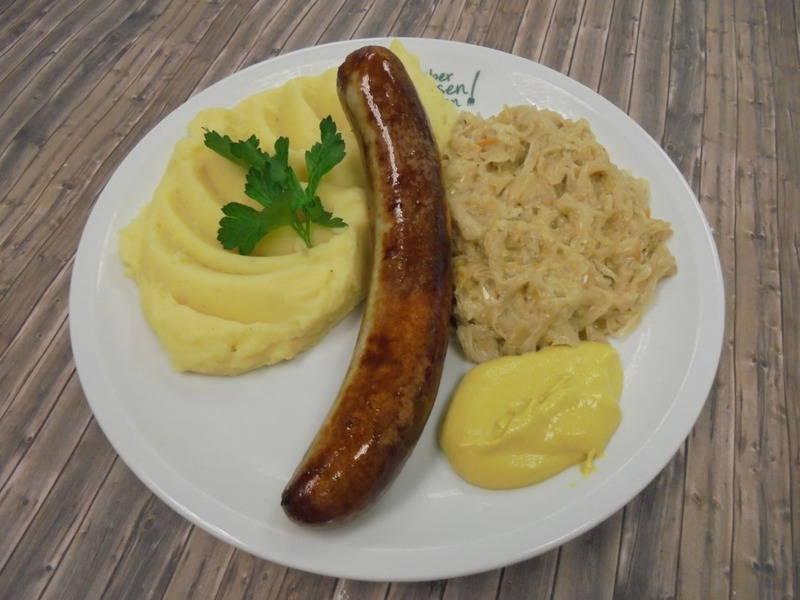 19 platos de comida típica bávara 2