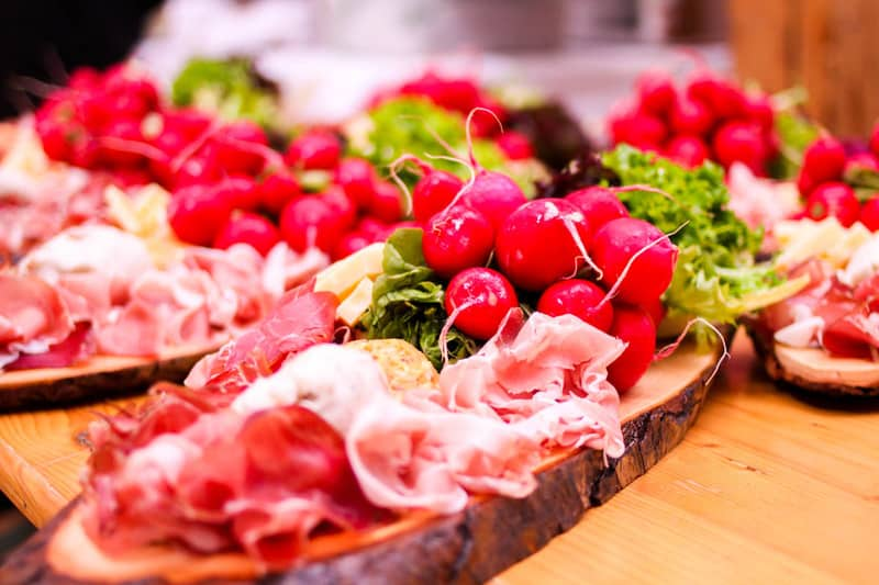 19 platos de comida típica bávara 7