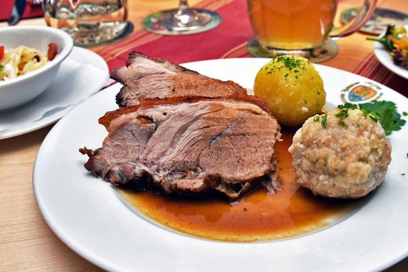 19 platos de comida típica bávara 1