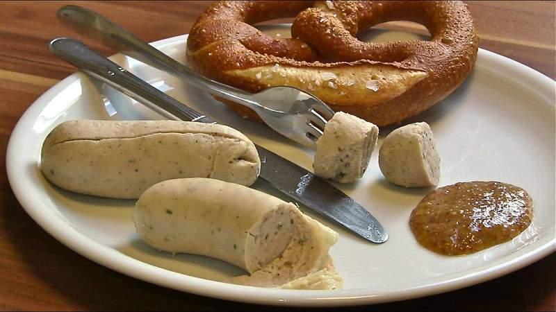 19 platos de comida típica bávara 4