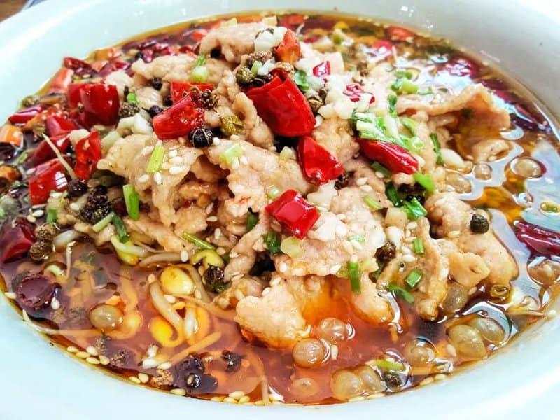 14 platos de comida típica china 8