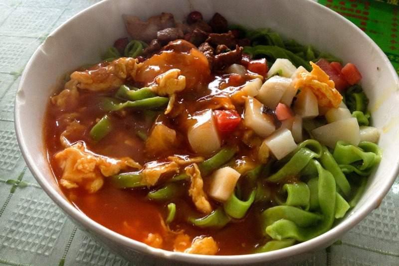 14 platos de comida típica china 12
