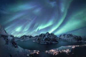 10 lugares donde ver auroras boreales 6