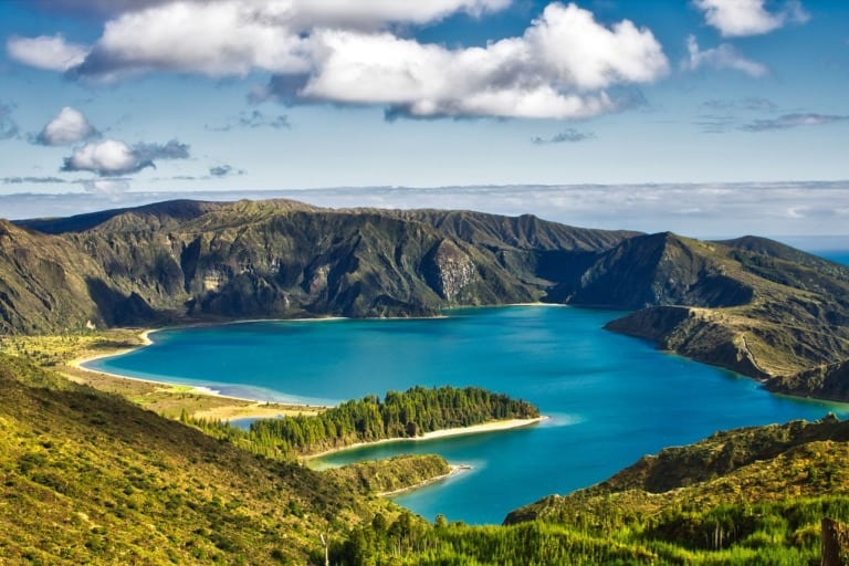 28 islas más exóticas de Europa 11