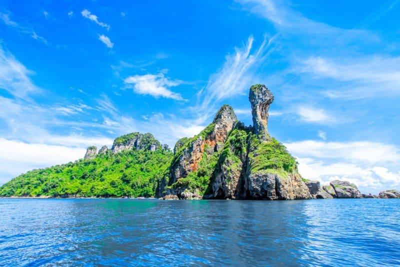 14 islas de Tailandia más bonitas 3