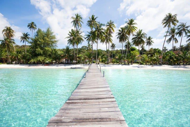 14 islas de Tailandia más bonitas 5