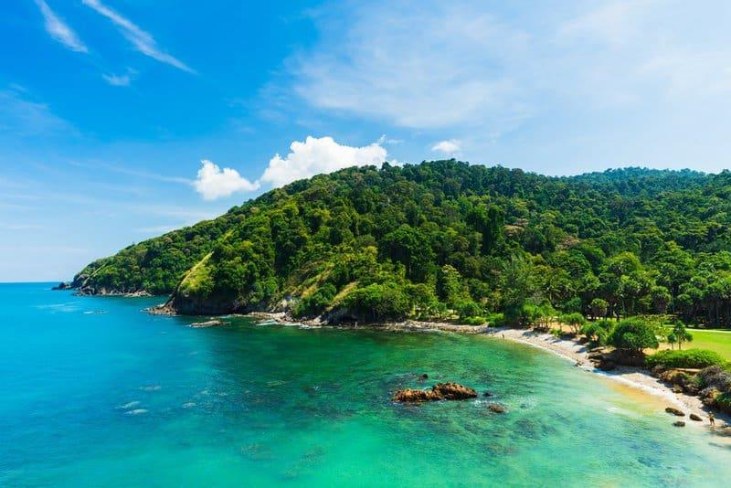 14 islas de Tailandia más bonitas 9