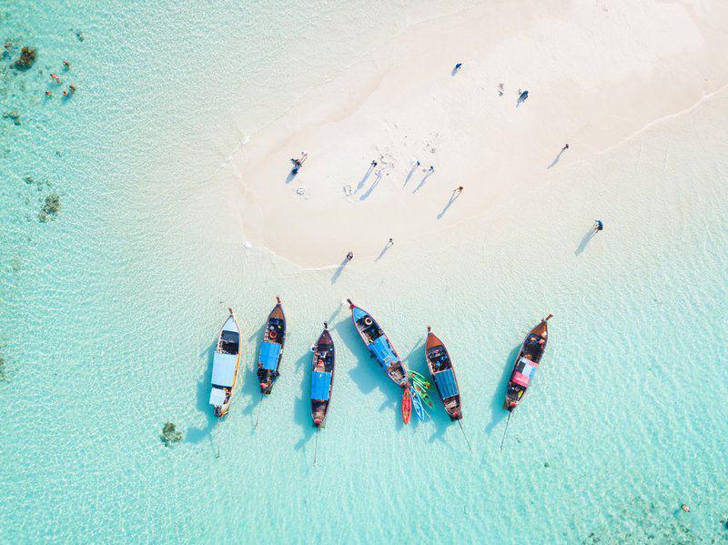 14 islas de Tailandia más bonitas 6