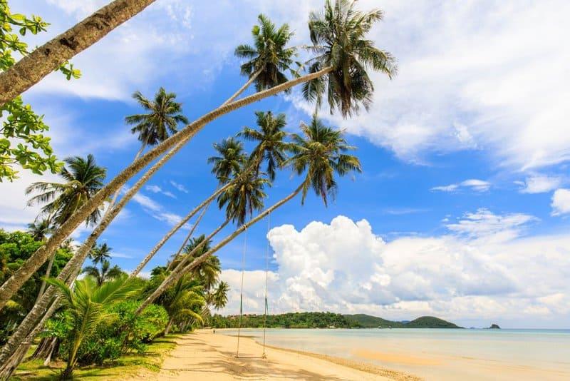 14 islas de Tailandia más bonitas 8