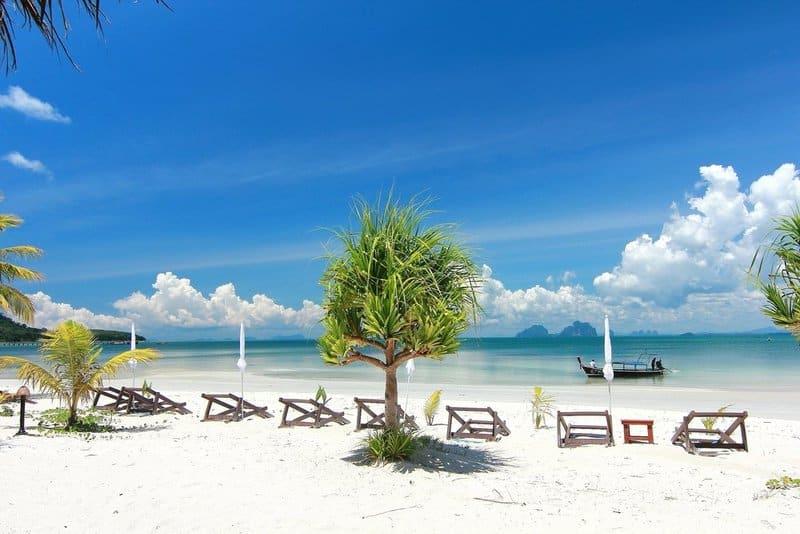 14 islas de Tailandia más bonitas 12