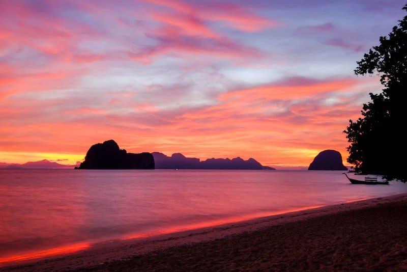 14 islas de Tailandia más bonitas 7