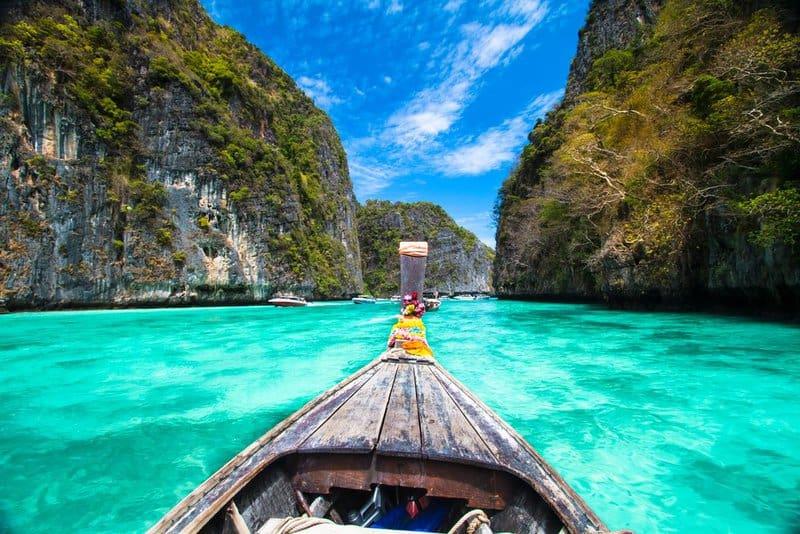 14 islas de Tailandia más bonitas 14