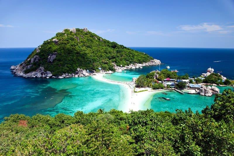 14 islas de Tailandia más bonitas 4