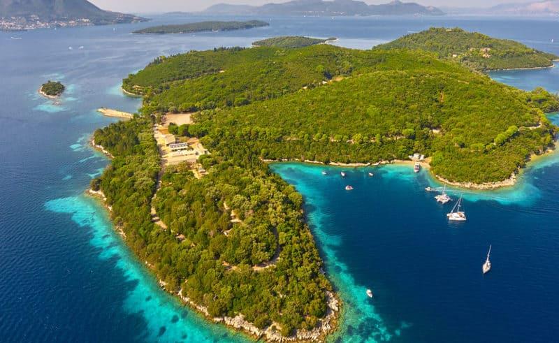 15 islas griegas más bonitas 15