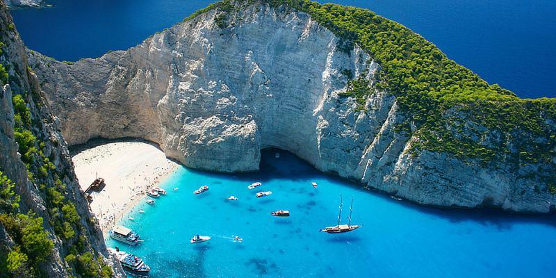 15 islas griegas más bonitas 7