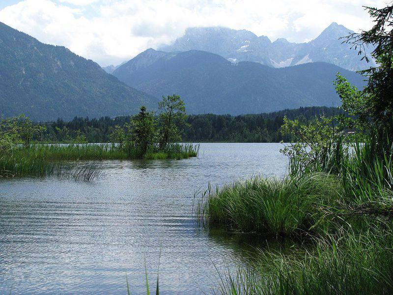 12 lagos en Baviera poco conocidos 8