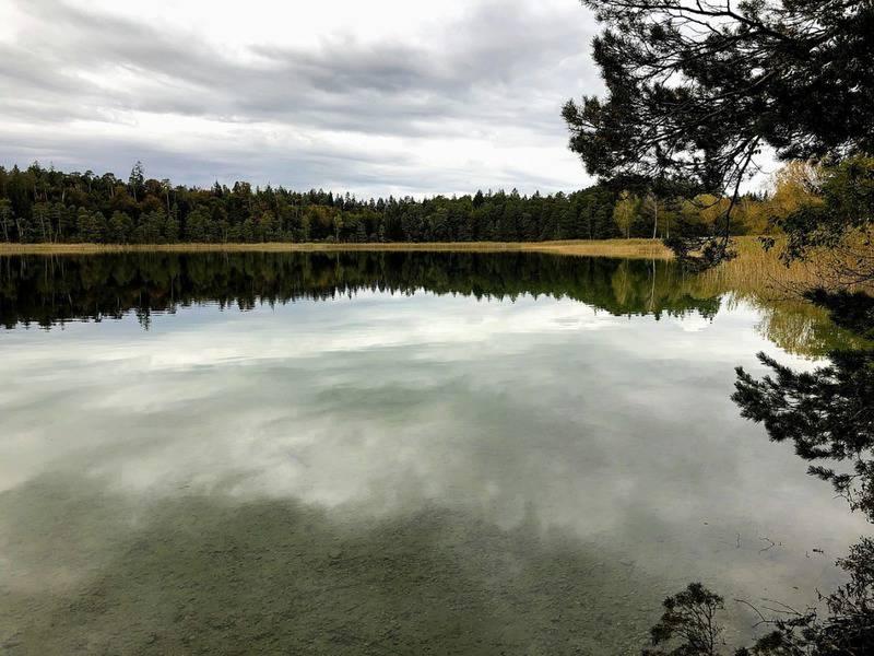 12 lagos en Baviera poco conocidos 12