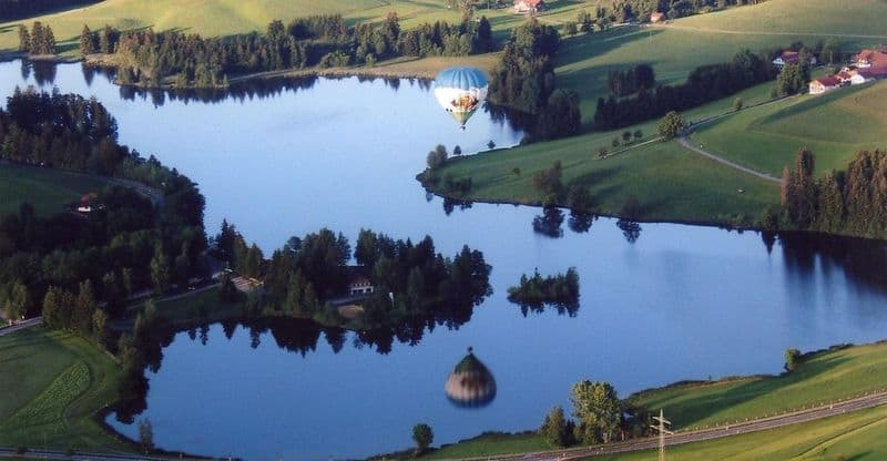 12 lagos en Baviera poco conocidos 5