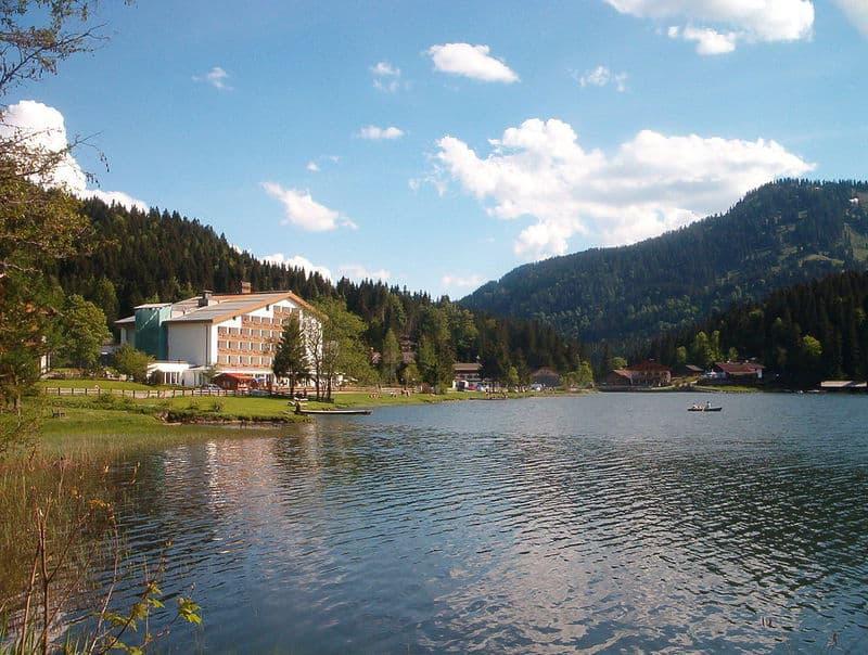 12 lagos en Baviera poco conocidos 2