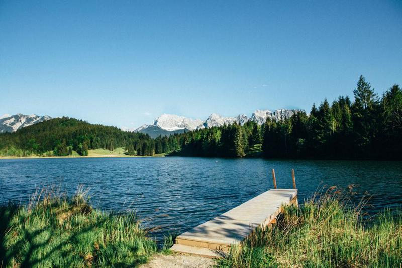 12 lagos en Baviera poco conocidos 9
