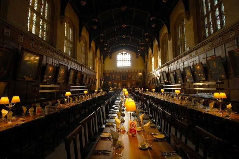 25 lugares de rodaje de Harry Potter 11